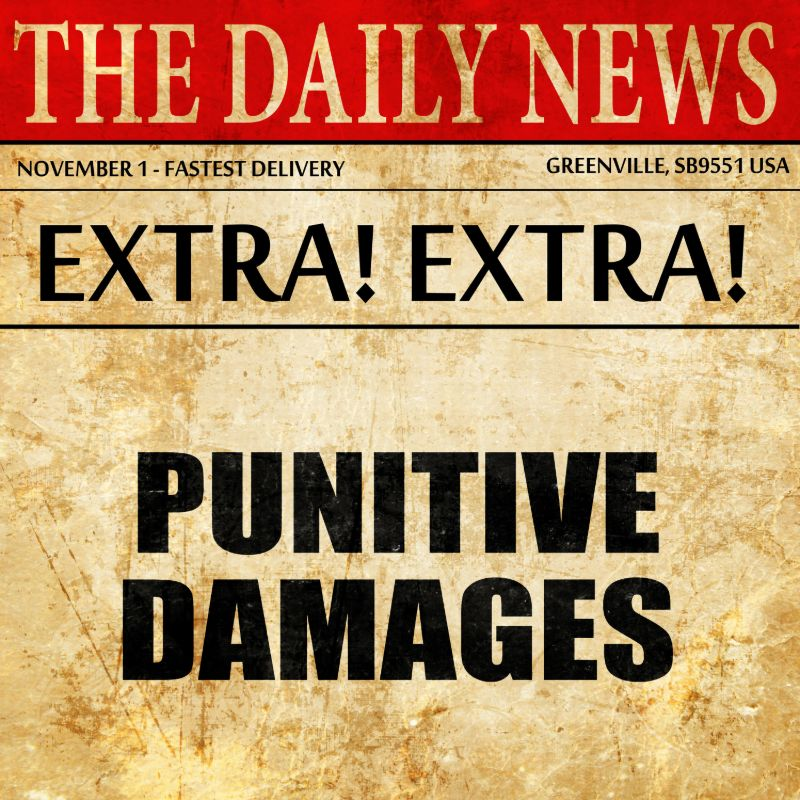 punitive damages (1)